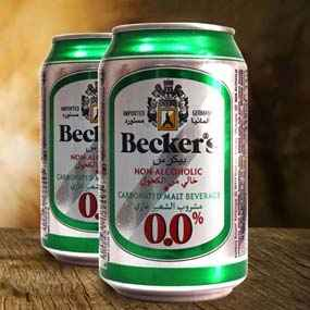Beckers Non-Alcoholic Beverage