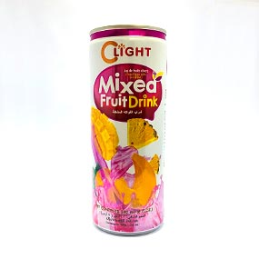 C LIGHT Mixed Fruit Drink
