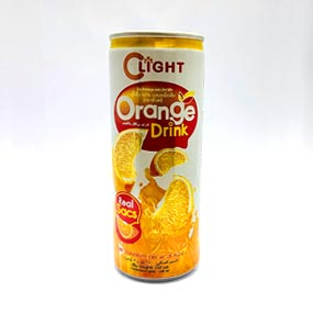 C LIGHT Orange Drink